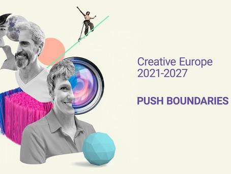 Πρόγραμμα «Δημιουργική Ευρώπη»: Διαδικτυακή Ενημερωτική Εκδήλωση