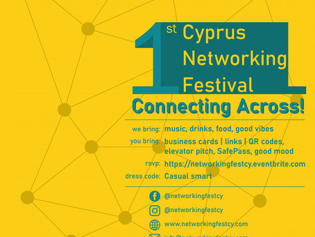 1st Cyprus Networking Festival