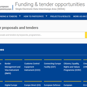 [Webinar] Πύλη Ευκαιριών Χρηματοδότησης και Προσφορών Ευρωπαϊκής Ένωσης