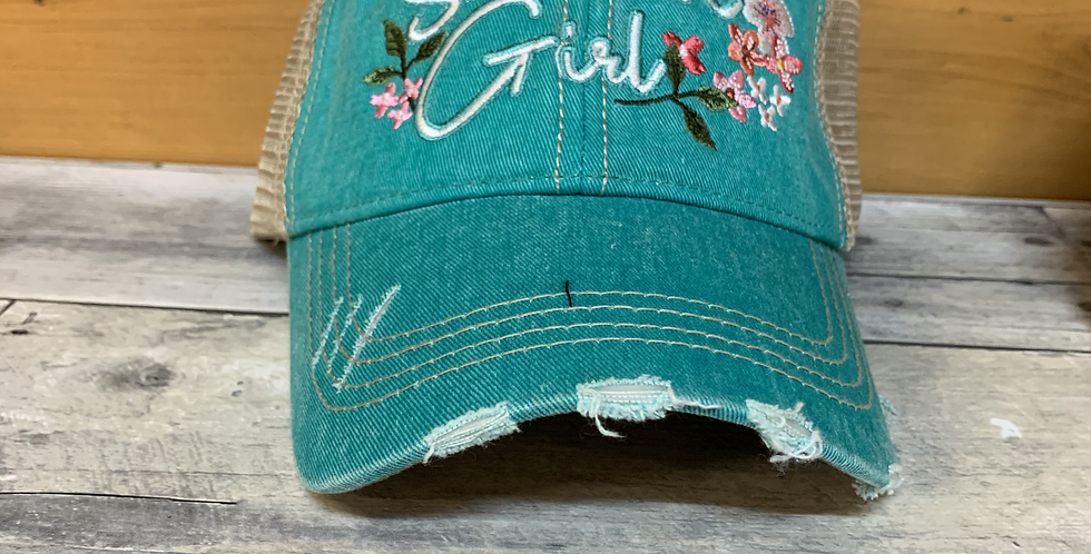 Southern Girl Ball Cap