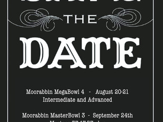 Save the dates for the CrossFit Moorabbin Bowl series