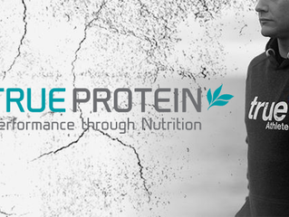True Protein is one of our major sponsors