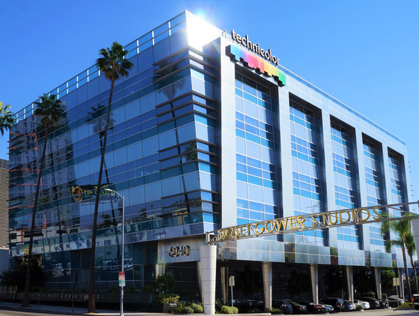 Sunset Gower Studios