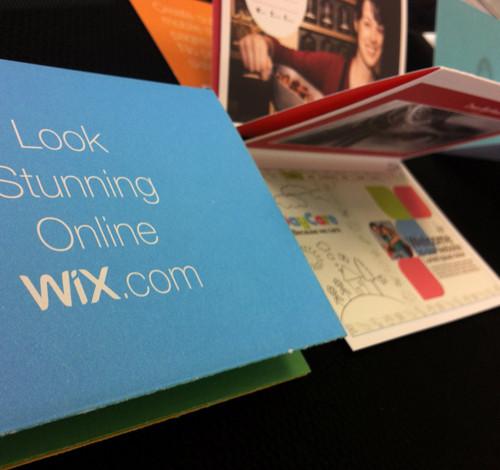וויקס משיקה כלי חדש לעיצוב לוגו