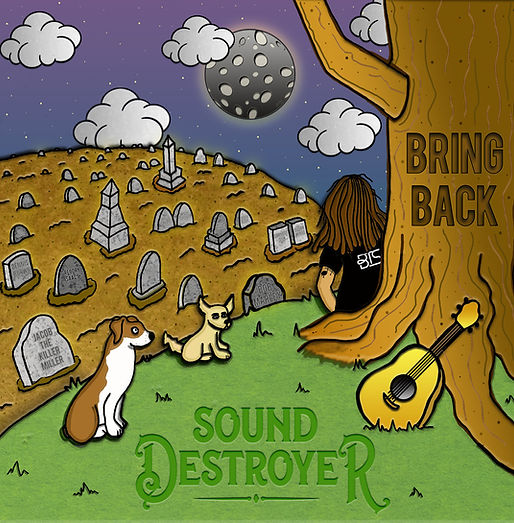 Sound Destroyer - Bring Back (Cover).JPG