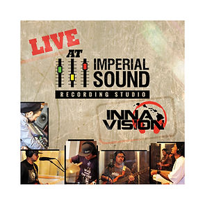 Inna Vision - Live at Imperial Sound