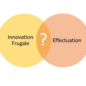#04 Quels liens entre Innovation frugale (IF) et effectuation ?