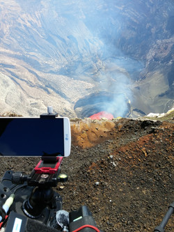 LG G3: Active Volcano Project