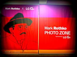 LG G4 X Mark Rothko