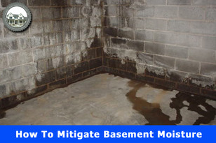 How to Mitigate Basement Moisture.
