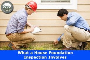 What a House Foundation Inspection Involves.