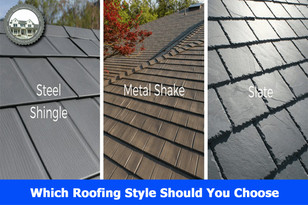 Which Roofing Style Should You Choose?