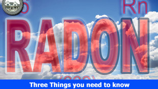 Three Things you need to know about Radon in Winter.