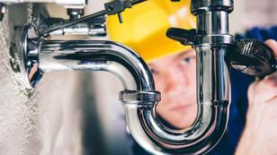 Water hammer causes pipes to bang