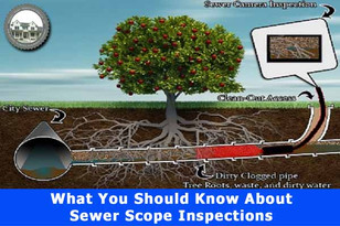 What You Should Know About Sewer Scope Inspections.