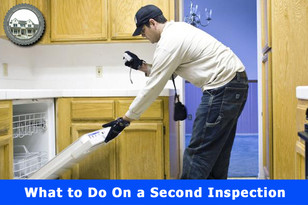 What to Do On a Second Inspection.