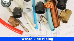 Waste Line Piping what kind does your home need?