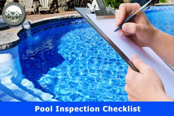 Pool Inspection Checklist