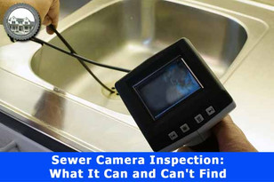Sewer Camera Inspection: What It Can and Can't Find.
