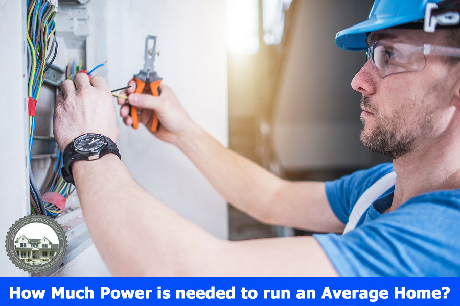 How Much Power is needed to run an Average Home?