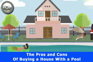 The Pros and Cons of Buying a House with a Pool.