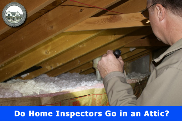 Do Home Inspectors Go in an Attic?