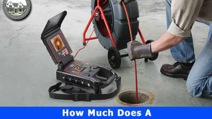 How much does a sewer scope inspection cost?