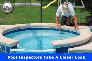 Pool Inspectors Take A Closer Look