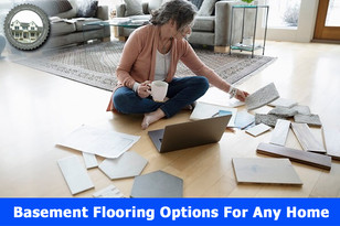 Basement Flooring Options For Any Home.