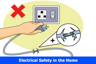 Electrical Safety in the Home.