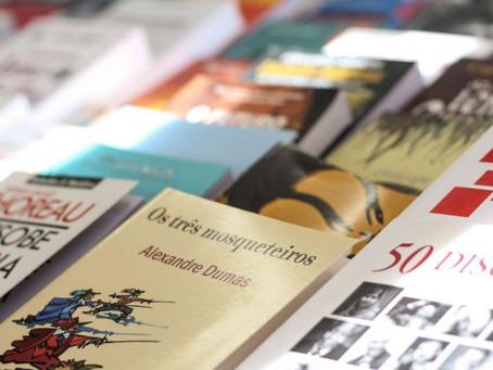 Com o Projeto Pró-Biblioteca, é possível transformar parte do imposto de renda a ser pago em livros