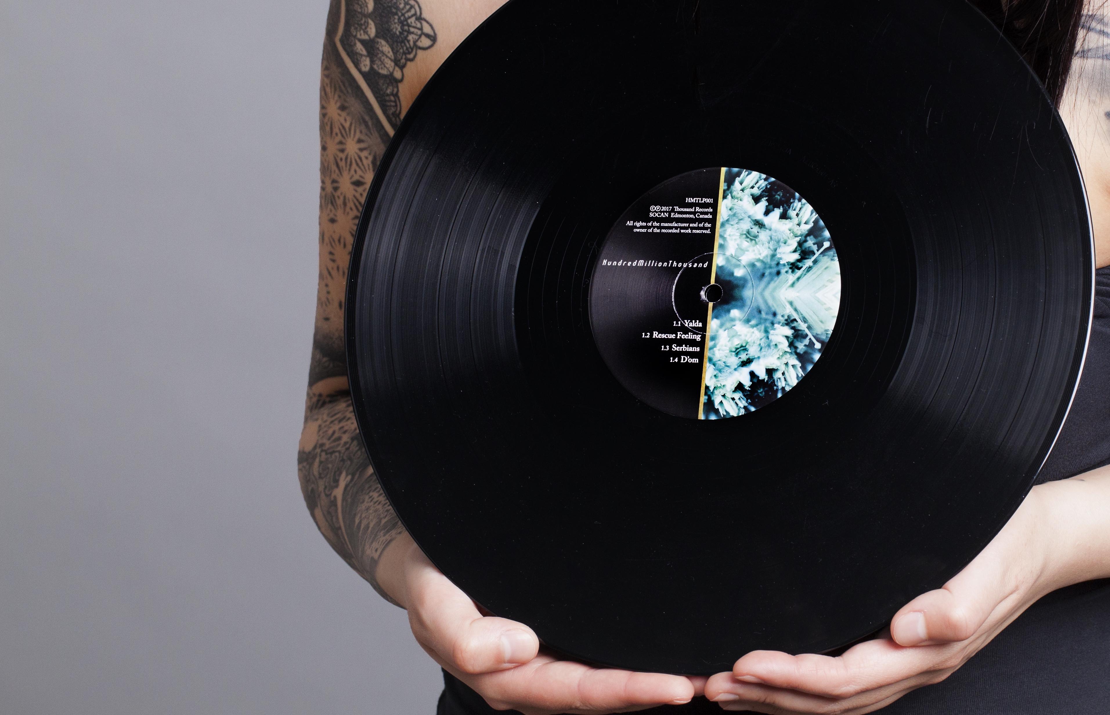 HMT Vinyl 2