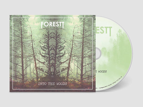 INTO THE WOODS - Compact Disc