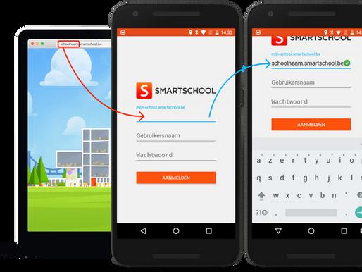 Smartschool als communicatiemiddel