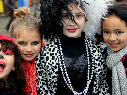 Carnaval in Het Groene Dal
