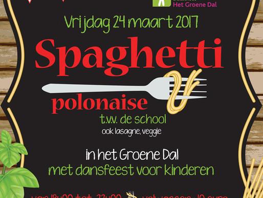 Spaghetti-Polonaise