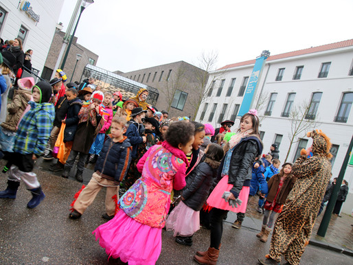 Carnaval (optocht) 2016