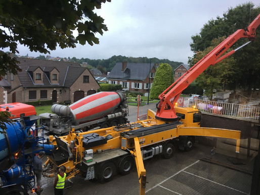 Update bouwwerken 19 september 2017