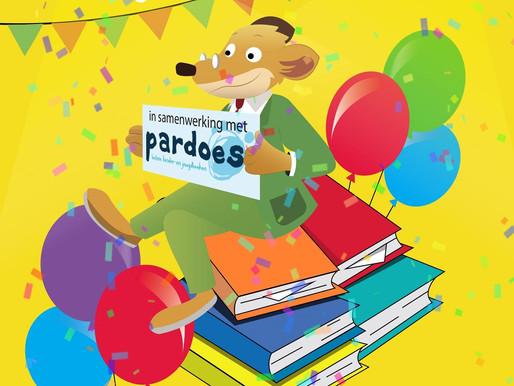 Op vrijdag 15 november organiseren we na school een toffe kinderboekenbeurs in de kleuterturnzaal.