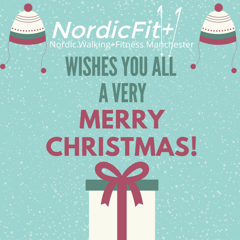 Merry Christmas from NordicFit+!