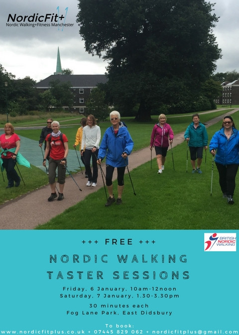 NordicFit+ January Taster Sessions