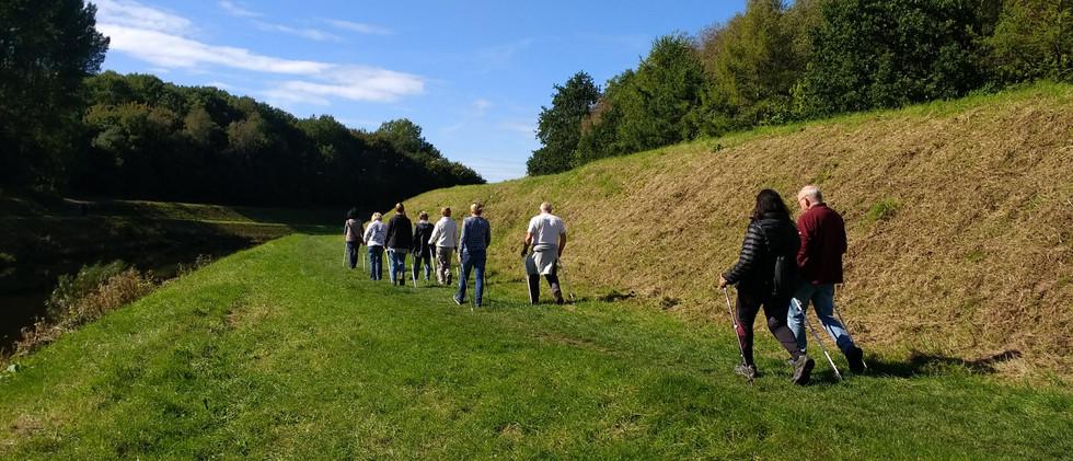 NordicFit+ Nordic Walking group in Chorl