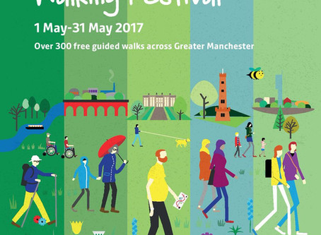 Greater Manchester Walking Festival