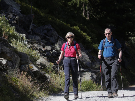 Can You Nordic Walk Using Trekking Poles?