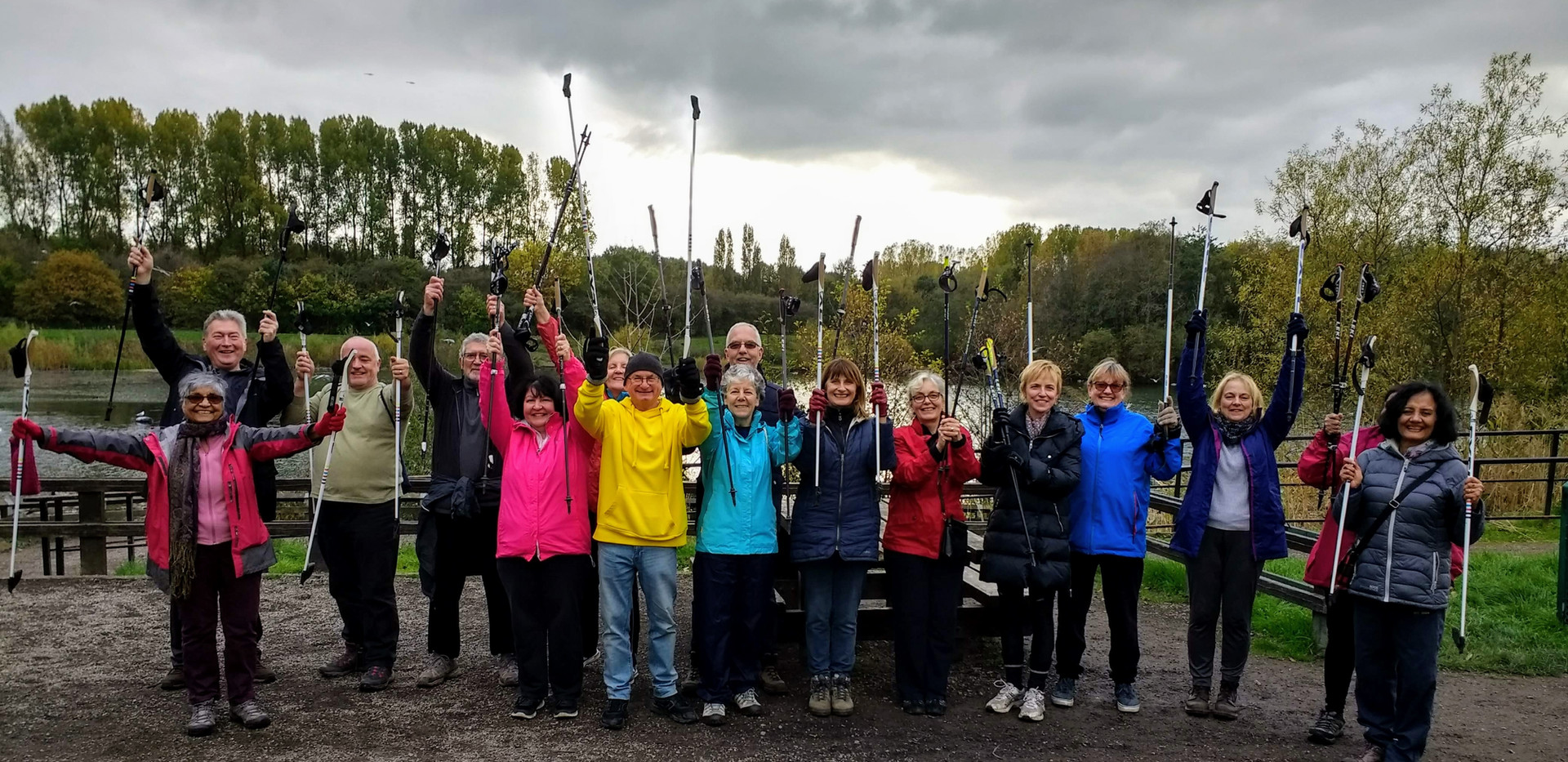 NordicFit+ Nordic Walking group in Chorl
