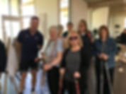 Chris Hoy Nordic Walking Maggie's Centre