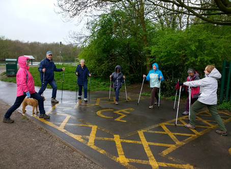 How Nordic Walking Has Benefitted Me (Nick, Natalie & Marjorie)