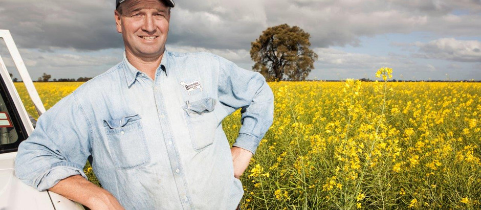 NEW GPA CHAIR TO LEAD GRAINS ADVOCACY FOR GROWERS