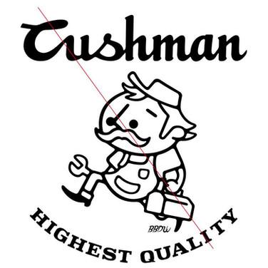 CUSHMAN by Sports wear  CHARACTER