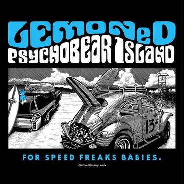LEMONeD PSYCHOBEAR ISLAND